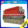 Dobladora de perforación del corte hidráulico de la barra de distribución, dobladora del perfil de aluminio, doblador del tubo del CNC (WC67Y)