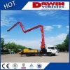 camion de pompe concrète de boum de 25m 28m 33m