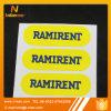 Decalcomania resistente UV del vinile del contrassegno adesivo dell'acciaio inossidabile del vinile