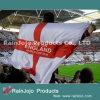Polyester BRITANNIQUE Body Flag pour des parties de football