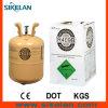 청결하고, 낮은 독성 R409b 혼합 냉각하는 가스