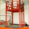 هيدروليّة مصعد [غيد ريل] آلة مصعد لأنّ يرفع بضائع