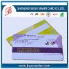 Cartão plástico do VIP do código de barras do PVC