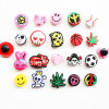 PVC macio Rubber Shoes Accessories para Kids Shoe Decoration