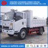 Sinotruk Homan 4*2 10tons 팁 주는 사람 또는 판매를 위한 덤프 트럭 또는 팁 주는 사람 트럭 또는 쓰레기꾼