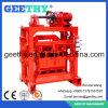 機械か煉瓦作成機械を作るQtj4-40bのコンクリートブロック