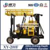 Xy-200f 200m Portable-Schlussteil eingehangene Ölplattform für Verkauf