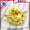 Überzug-Goldmetallaktivitäts-Abzeichen