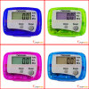 Pedometer preciso Manual/Bicycle Pedometer/Pedometer Walk e Run/Bracelet Pedometer