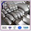 Acero inoxidable modificado para requisitos particulares fábrica del precio competitivo codo de 90 grados