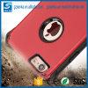 Caja protectora a prueba de choques resistente híbrida del teléfono para iPhone7plus