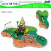 Pequeno parque infantil ao ar livre Areia Parque Slide pequeno Equipment (H15-0393)