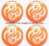 Epoxy Resin Logo PU Epoxy Dome Labels, UV-Resistant Resin Badges, Resin Dome Sticker