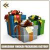 Rectángulo de regalo colorido de la Navidad, rectángulo de joyería de papel