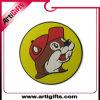 2D pvc Pin Badge met Your Design Logo
