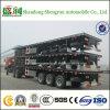 Semi Aanhangwagen Van uitstekende kwaliteit van de Container van het Bed van de Levering van de fabriek 40FT de Vlakke