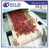 Secador industrial popular da micrôonda da especiaria