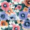 Impression 0208 de Digitals de tissu en soie de mode