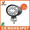 4.3 '' 24W om leiden die Lampen werken 10-30V gelijkstroom de 60 LEIDENE van de Graad Drijf Hete Lampen van de Koplamp verkoopt de Maker van de Lichten van het Punt