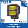 트랙터를 위한 크리 사람 T6 40W LED 안개등 또는 배 또는 트럭