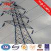 132kv Electric Power Transmission Tower Pole