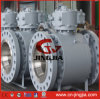 Forged Steel Three - Piece Trunnion Ball Valve (Q347F)