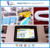 Boyau ondulé télescopique flexible de matériaux automatiques du plastique pp faisant la machine