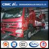 Camion pesante di HOWO 8*4 con l'apertura alare idraulica (340HP)