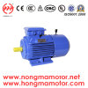 ブレーキモーター、手動ブレーキモーター、DCブレーキ、Yej Hmej-6poles-1.5kw