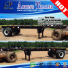 단 하나 Axle 20FT 40FT Skeleton Container Semi Chassis Trailer