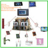Multi система внутренней связи видеоего жилого дома