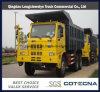 Sinotruk Hova 6X4 371HP 50t鉱山のダンプカートラック
