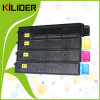 Toner compatible de la impresora laser Tk-8325 Tk-8326 Tk-8327 Tk-8329 Taskalfa 2551ci