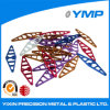 Kleines Milling Product Aluminum Parts mit Color Anodized Finish