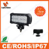 Fabriek Price 7 '' 36W LED Light Bar met CREE Chips, 4X4 Offroad Driving LED Bar 36W, LED Auto Working Headlight voor Vehicle