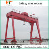 Outdoor Use를 위한 두 배 Beam Gantry Crane