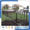 Kundenspezifisches nicht rostendes/Antiseptikum/Qualitäts-Sicherheits-Stahlzaun für Garten mit Stange