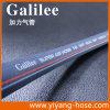Manguito de aire de alta presión azul marino del PVC