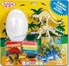 Oeuf de dinosaur DIY Articlay/argile (S471030, papeterie)