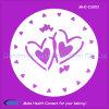 Пластичная восковка торта Valentine сердца влюбленности (MHC-003)