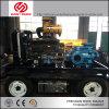 bomba de água 6inch Diesel para a irrigação agricultural/projeto municipal com reboque