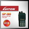 Walkie-talkie gp-380 Bidirectionele Radio