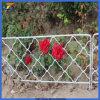 Coutume galvanisée à chaud dépliant la clôture bon marché de jardin de PVC