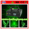 Зеленое освещение диско одушевленност лазера SD
