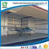 Hangar pré-fabricado do aço do projeto