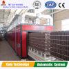 A estufa de túnel para o tijolo automático