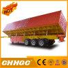 China 3 het bestelwagen-Type van As Multifunctionele Partij die Semi Aanhangwagen dumpt