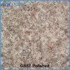 Carrelage de revêtement de façade de pierre du granit G687