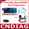 2014 nuevo Released para Mercedes Benz Ak500+ Key Programmer (With Database Hard Disk)