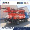 SaleのためのDfq-200c 200m Depth Hydraulic Rock Borehole Drilling Equipment